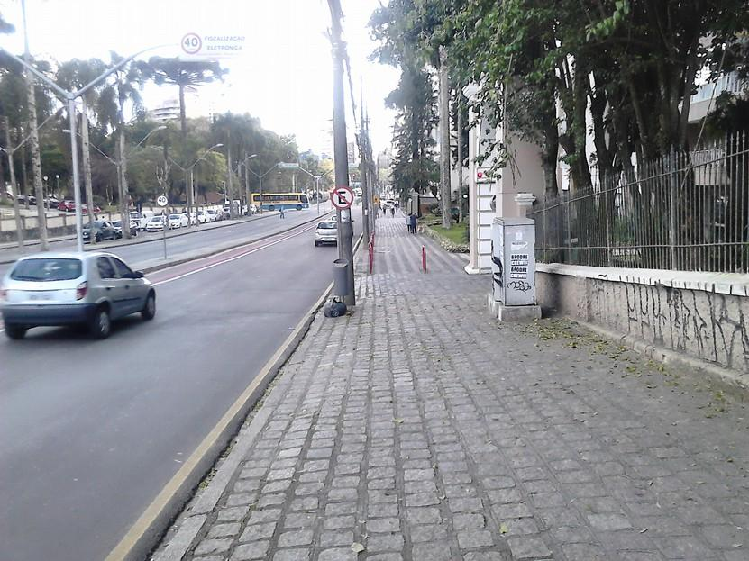 Calçada João Gualberto